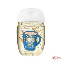 Санитайзер Bath Body Works PocketBac Coconut Pumpkin Latte, кокосово-тыквенный латте, 29 мл