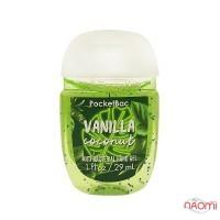 Санитайзер Bath Body Works PocketBac, ванильный кокос  29 мл