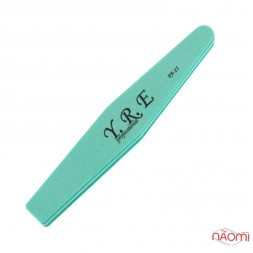 Шлифовщик для ногтей YRE PA 25, 100/100, ромб, цвет бирюзовый