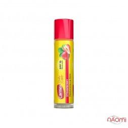 Бальзам для губ в стике Carmex Strawberry SPF-15 Stick, 4,25 г