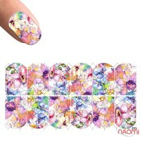 Слайдер-дизайн 0233 Цветы