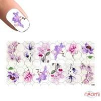 Слайдер-дизайн 0338 Цветы