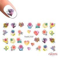 Слайдер-дизайн Fonix 2137 Геометрия