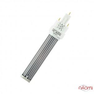 Сменная LED лампа 405, цвет серебристый, 10 Вт