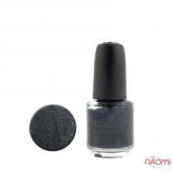 Специальный лак для стемпинга KONAD 5 мл - Black Pearl / Черный-перламутровый S24