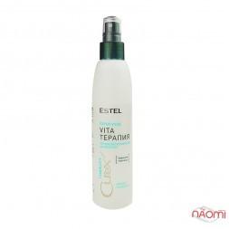 Спрей-уход для всех типов волос Estel Curex Vita терапия, легкое расчесывание, антистатик, 200 мл