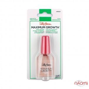 Средство для укрепления ломких и тонких ногтей Sally Hansen Maximum Growth с протеинами, 13,3 мл