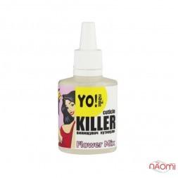 Средство для удаления кутикулы Yo Nails Cuticle Killer Flower Mix, 30 мл