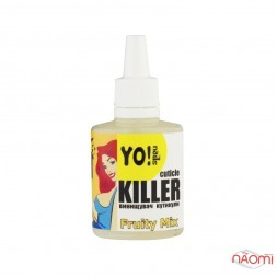 Средство для удаления кутикулы Yo Nails Cuticle Killer Fruity Mix, 30 мл