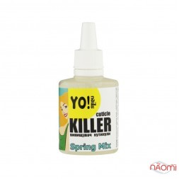 Средство для удаления кутикулы Yo Nails Cuticle Killer Spring Mix, 30 мл