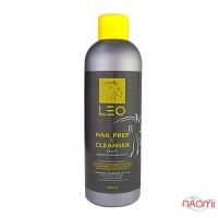 Средство для удаления липкого слоя и подготовитель ногтя LEO Cleanser and Nail Prep, 300 мл
