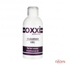 Средство для удаления липкого слоя Oxxi Professional Cleanser Gel, 200 мл