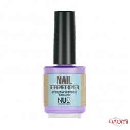 Засіб для зміцнення нігтів NUB Nail Strengthener, 15 мл