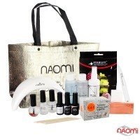 Старт набор для гель-лака Naomi c Led-лампой