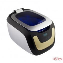 Ультразвуковая мойка Ultrasonic Cleaner CE-5700A, цвет серебристо-черный
