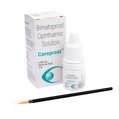 Стимулятор для росту вій Карепрост (Careprost) 3 мл, фото 1, 260.00 грн.