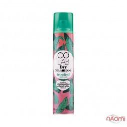 Сухий шампунь для волосся Colab Tropical, 200 мл