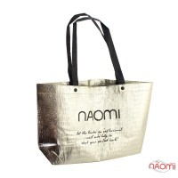 Сумка фірмова Naomi Gold, 45х27х11 см
