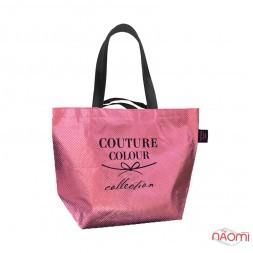 Сумка фирменная Couture Colour, 46х35х17 см, цвет розовый