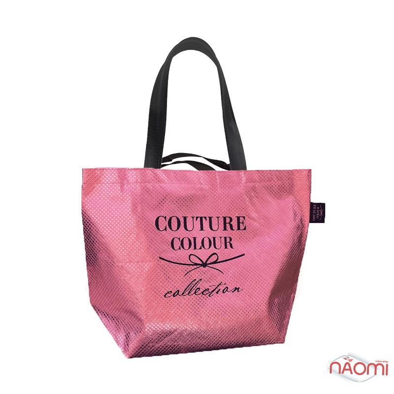 Сумка фирменная Couture Colour, 46х35х17 см, цвет розовый, фото 1, 75.00 грн.