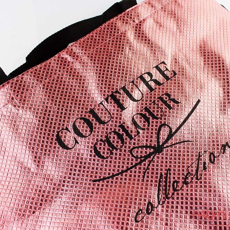 Сумка фирменная Couture Colour, 46х35х17 см, цвет розовый, фото 2, 75.00 грн.