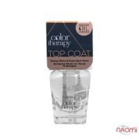 Топ для закрепления лака Sally Hansen Color Therapy Top Coat с аргановым маслом, 14,7 мл