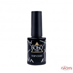Топ для гель-лаку Boho Chic Top Coat, 12 мл