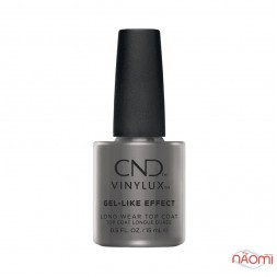 Топ для лака CND Vinylux Gel-Like Effect Top Coat, 15 мл