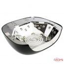 УФ LED+CCFL лампа для гель-лаков и геля Naomi HL-169 48W с таймером на 30, 60, 90 сек, цвет черный, фото 3, 2 500.00 грн.