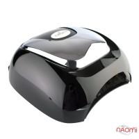 УФ LED+CCFL лампа для гель-лаков и геля Naomi HL-169 48W с таймером на 30, 60, 90 сек, цвет черный