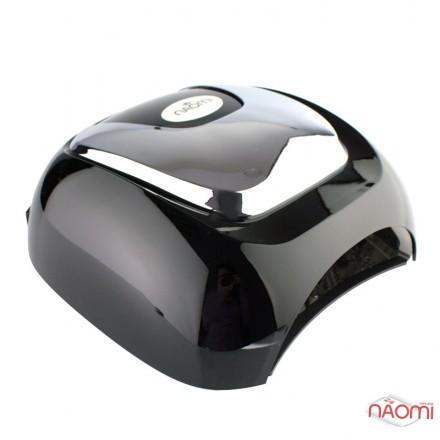 УФ LED+CCFL лампа для гель-лаков и геля Naomi HL-169 48W с таймером на 30, 60, 90 сек, цвет черный, фото 1, 2 500.00 грн.