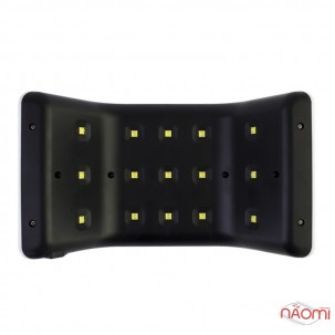 УФ LED лампа для ногтей G.La Color T1s 24 Вт, цвет белый