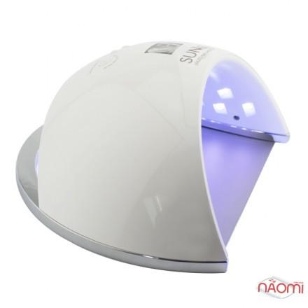 УФ LED-лампа SUN 6s, 48 Вт, сенсорная, таймер 30,60,99 сек, цвет белый, фото 1, 999.00 грн.