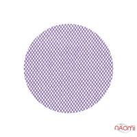 Украшения для ногтей сетка, цвет темно-фиолетовый, 11,5х5,5 см