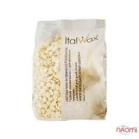 Воск гранулированный Ital Wax Белый шоколад (Бразильский), 500 г