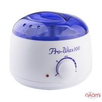 Воскоплав баночный Pro-wax 100, для воска в банке, в таблетках, в гранулах, цвет в ассортименте