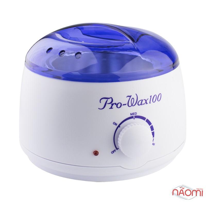 Воскоплав баночный Pro-wax 100, для воска в банке, в таблетках, в гранулах, фото 1, 378.00 грн.