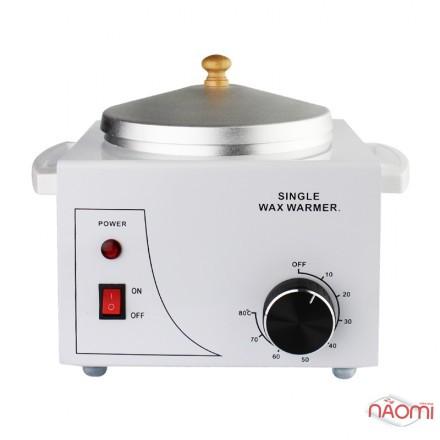 Воскоплав баночный Single Wax Warmer, для воска в банке, в таблетках, в гранулах, фото 1, 680.00 грн.