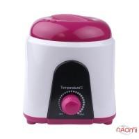 Воскоплав баночный Wax Heater с дисплеем, цвет белый