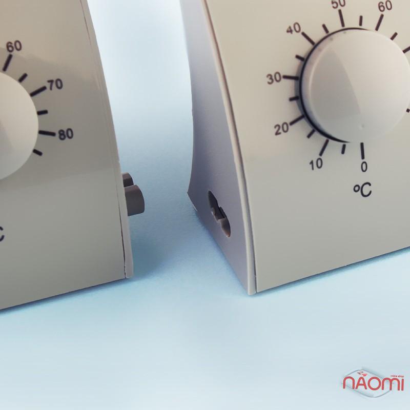 Воскоплав кассетный Depilatory Heater SD-60B с базой, цвет серый, фото 3, 440.00 грн.