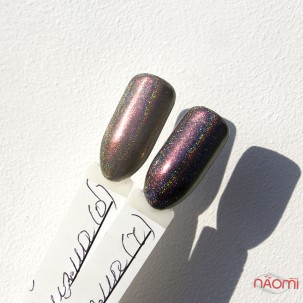 Зеркальная пудра призма-хамелеон Naomi 02, 0,5 г