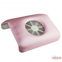 Вытяжка для маникюра Absorb Dust Machine 26,5х10х29 см, цвет розовый