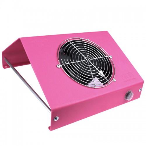 Вытяжка для маникюра NUB ND400t 34х14х28 см, цвет розовый, фото 1, 1 750.00 грн.