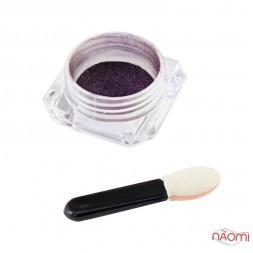 Зеркальная втирка Born Pretty Павлин 41002-3, цвет фиолетовый, 0,2 г