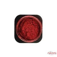 Зеркальная втирка Red Mirror, цвет красный, 0,5 г