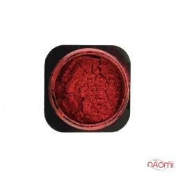 Дзеркальне втирання Red Mirror, колір червоний, 0,5 г