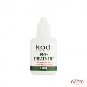 Знежирювач для вій Kodi Professional, 15 г