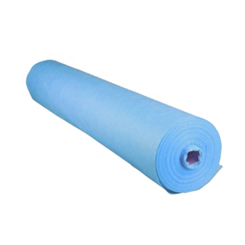 Одноразовые простыни Monaco Style 0,8 м х100 м.п., цвет голубой, плотность 20, фото 2, 250.00 грн.