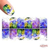 Слайдер-дизайн 0647 Цветы