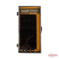 Ресницы Kodi professional Butterfly C 0.03 (16 рядов: 12-13 мм)